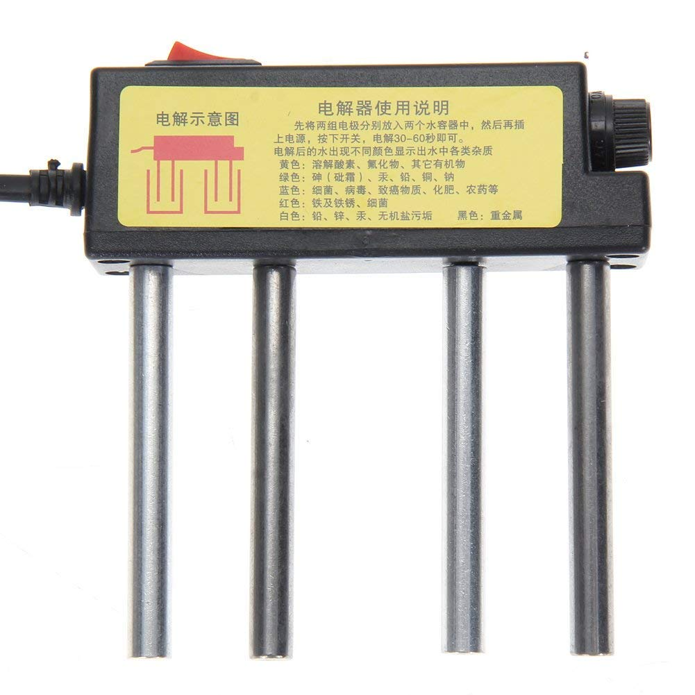 Awakingdemi WaterTDS Tester Electrolyzer Quick Water Quality Testing