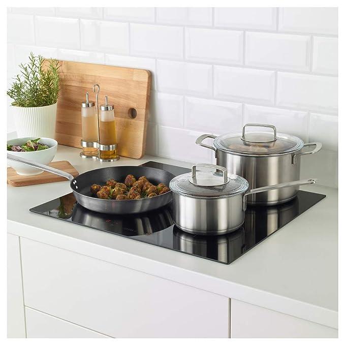 IKEA 365+ - Juego de utensilios de cocina (5 piezas): Amazon.es: Hogar