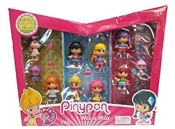 Y Juegos Figuras30 10 AccesoriosAmazon Pinypon esJuguetes DHIWEY29