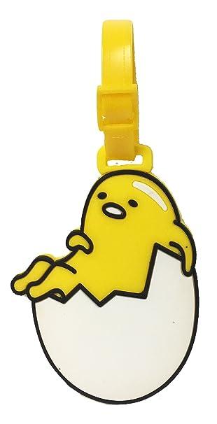 Amazon.com: Gudetama huevos elegante PVC veliz de equipaje ...