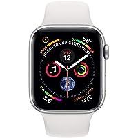 Relógio SmartWatch IWO 8 Serie 4 Inteligente 44mm Bluetooth frequência cardíaca calorias Passômetro eletrocardiograma Carregador wirelles (BRANCO)