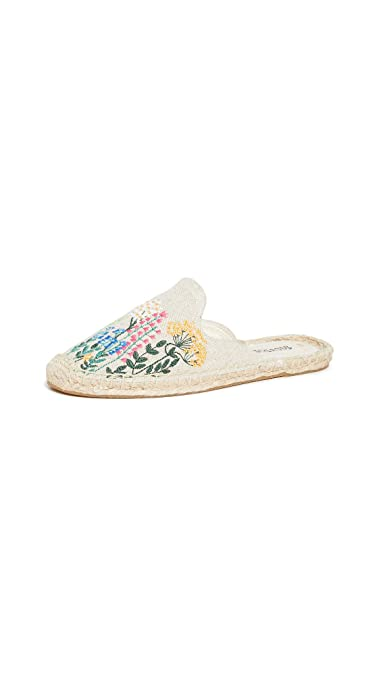 8385a935c23 Soludos Women's Wildflowers Espadrille Mules