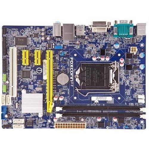 150 Core i7/i5/i3 B85 DDR3 32GB PCI Express SATA USB microATX Motherboard (Foxconn Sata Motherboard)