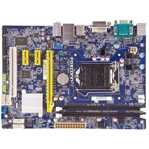 Foxconn B85MX-D LGA1150 Core i7/i5/i3 B85 DDR3 32GB PCI Express SATA USB microATX Motherboard (Foxconn Usb Motherboard)