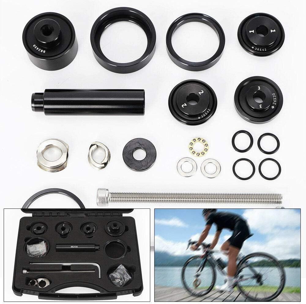 Bike Headset Road Bicycle BB30//86//90//91//92 Bottom Bracket Cup Press Install Tool