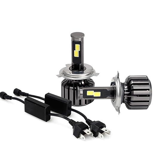 23 opinioni per 2016 NUOVO H4 9003 HB2 120W 10000LM CREE LED Headlight corredo Hi / Lo fascio