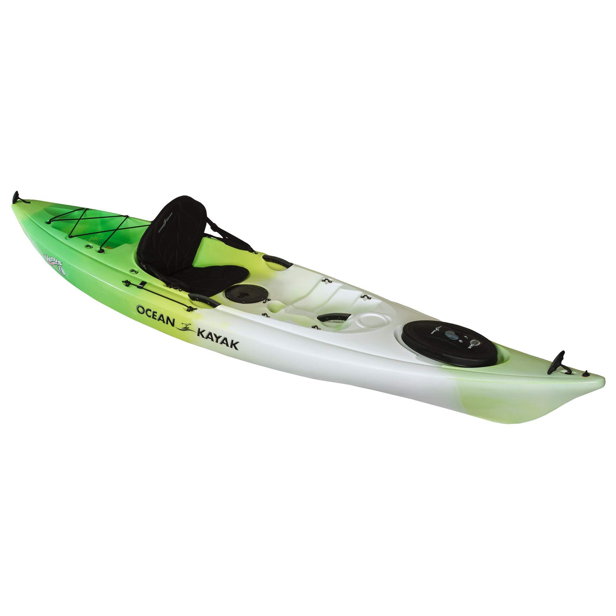 Ocean Kayak Venus 11 One-Person Women's Sit-On-Top Kayak, Envy, 10 Feet 8 Inches by Ocean Kayak