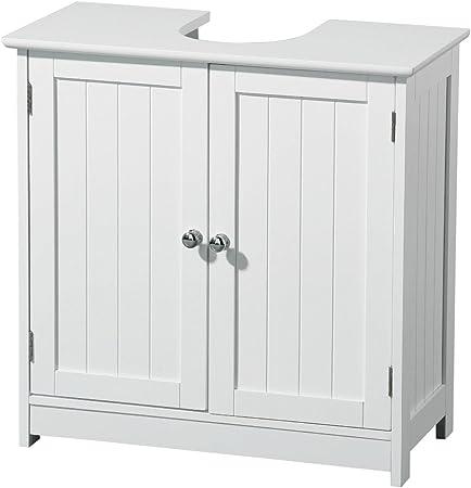 Under Sink Bathroom Cabinet Dark Brown New Under Basin Modern Storage Cupboard