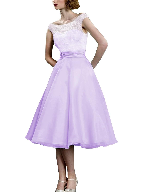 Wedtrend Women's Off-shoulder Short Prom Dress organza Party Dress