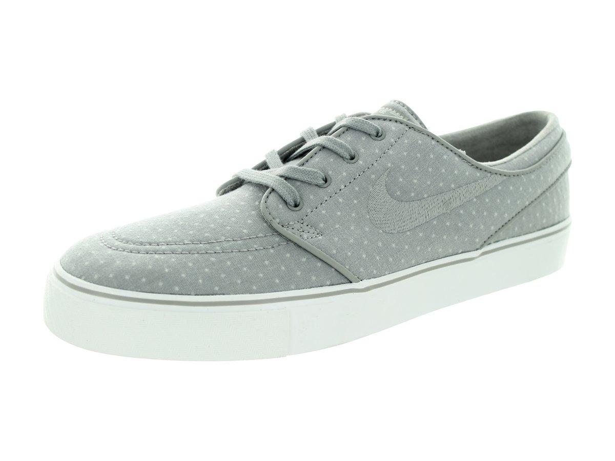 timeless design 3e7df 71b02 Galleon - Nike Men s Zoom Stefan Janoski Cnvs Prm Medium Grey Mdm Grey Smmt  Wht Skate Shoe 10.5 Men US