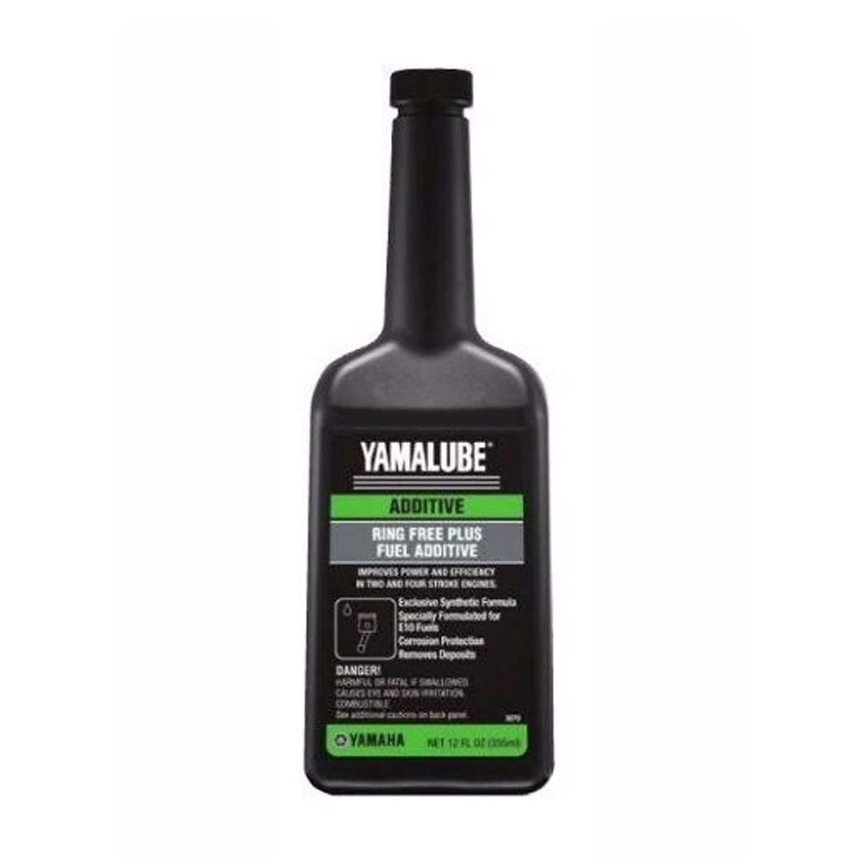 YAMAHA ACC-RNGFR-PL-12 Yamalube Ring-Free Fuel Additive by YAMAHA