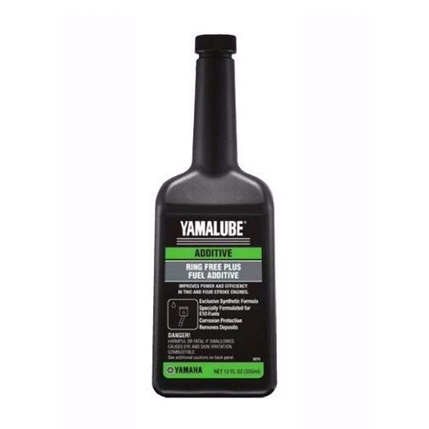 Yamaha Yamalube Ring Free Plus Fuel Additive ACC-RNGFR-PL-12 by Yamaha