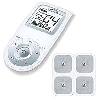Sanitas SEM 43 digitales EMS/TENS-Gerät für Schmerzlinderung und Entspannung