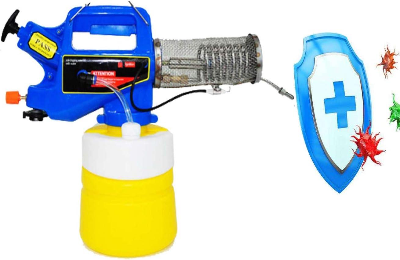 Nuevo Pulverizador Portátil ULV Fogger, Máquina De Humo Térmica para El Deshierbe Agrícola, para El Hogar Y Lugares Públicos De Esterilización/Desinfección