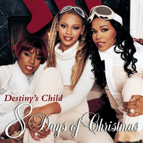 Image result for destiny's child 8 day of christmas