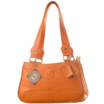 eZeeBags Genuine Leather Fashion Handbag eZeeBags YA818v1 - from the Maya  Collection.  Amazon.in  Shoes   Handbags 1599970987