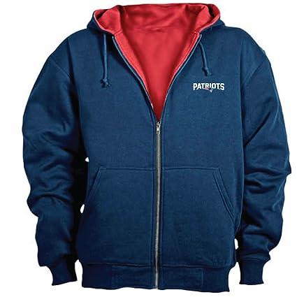 Amazon.com   Dunbrooke NFL Craftsman Full Zip Thermal Hoodie a42e67975