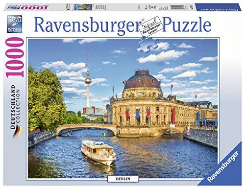 Ravensburger Berlin Museum Island Jigsaw Puzzle (1000 Piece)