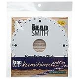 Beadsmith KD600 Kumihimo Round Disk with English