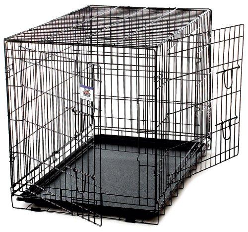 Door Wire Dog Crate - 2