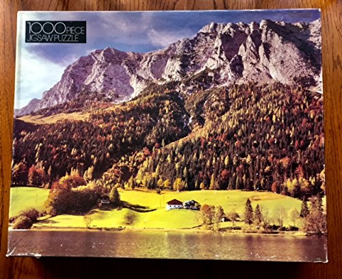 1000 Piece Puzzle Bavaria, Germany Sizer 21.5'' x 27.5'' by Whitman Coins