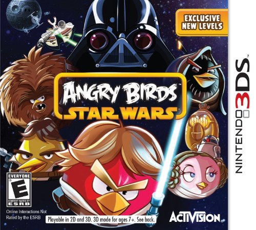 Angry Birds Star Wars - Nintendo - Mall In Billings