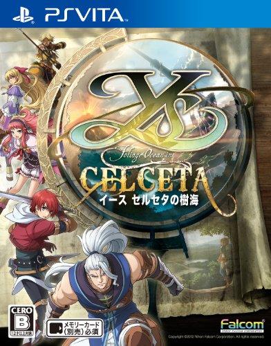 Ys: Celceta No Jukai [Regular Edition] by Falcom