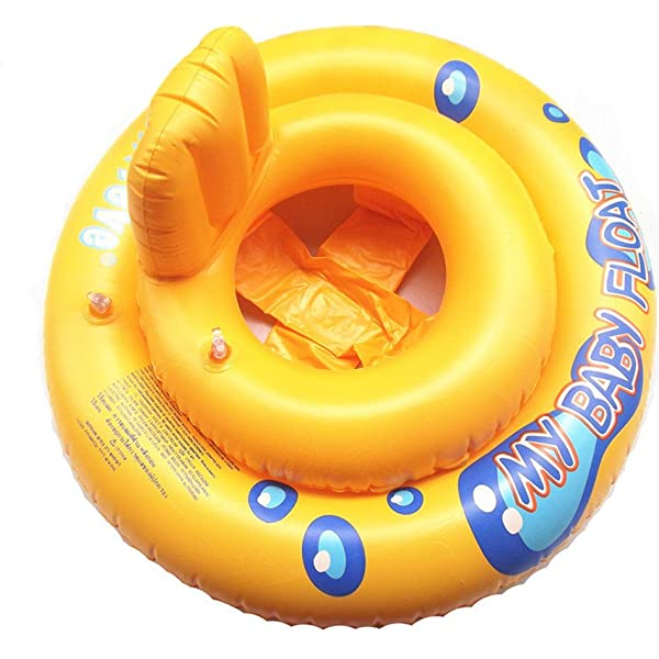 WULEI My Baby Float Swimming Swim Ring Piscina Infantil Silla ...