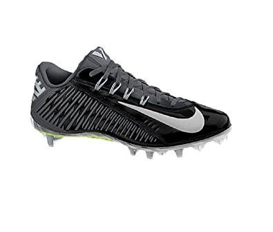 Nike Vapor Carbon Elite TD Mens Football Cleats, Schwarz