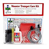 best seller today Monster Trumpet Care and Cleaning Kit