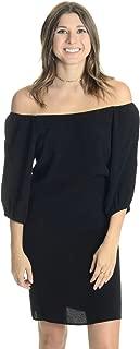 product image for Flynn Skye Women's Hampton Mini in Black, Medium