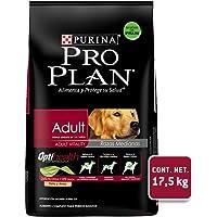 Pro Plan Adulto Razas Medianas con Optihealth, Sabor Pollo, 17.5 kg, 1 Piece