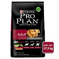 Pro Plan Adulto Razas Medianas con Optihealth, Sabor Pollo, 17.5 kg, 1 Piece