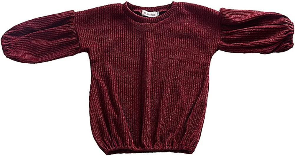 ESHOO Baby Girls Hoody Clothes Loose Pullover Sweatshirt Tops