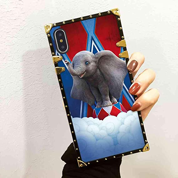 Amazon Com Disney Collection Square Phone Shell Case For