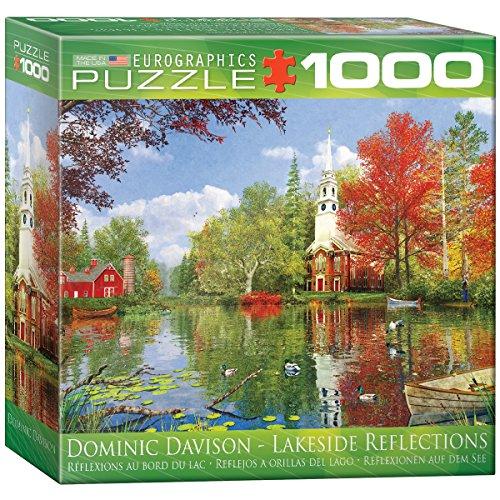 EuroGraphics Lakeside Reflection Box by Dominic ()