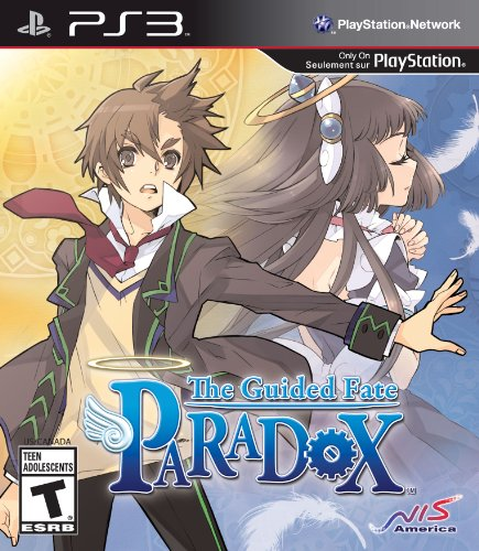 The Guided Fate Paradox - Playstation - Los Americas Mall Diego San