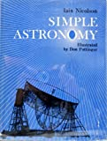 Simple Astronomy, Iain Nicolson, 0684136406