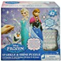 Disney Frozen Sparkle and Shine Puzzle 63 pcs