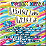 Party Tyme Karaoke - Tween Hits 1 [8+8-song CD+G]