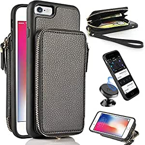 Amazon.com: ZVE Case for iPhone 6s and iPhone 6, 4.7 inch