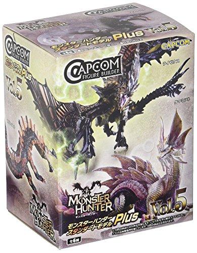 Monster Hunter Capcom Builder Plus Vol. 5 Action Figure