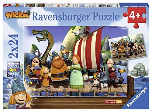 Balamory - 2 Puzzles in a Box by Ravensburger