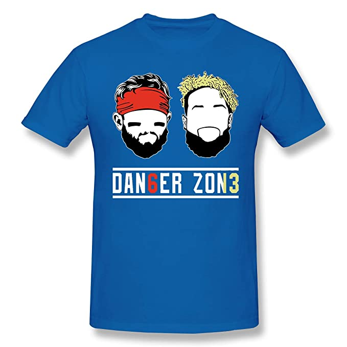 newest 6d8f1 67a13 Baker-Mayfield Odell-Beckham Jr Tshirt Danger Zone T Shirt Sweatshirt  Hoodie Browns OBJ Cleveland Tshirt