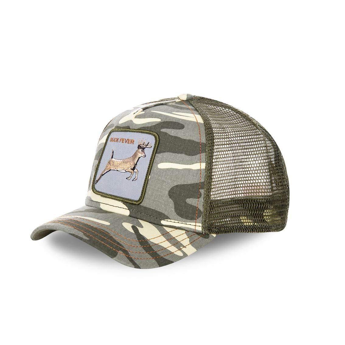 Goorin Bros Casquette Baseball Buck Fever Camouflage