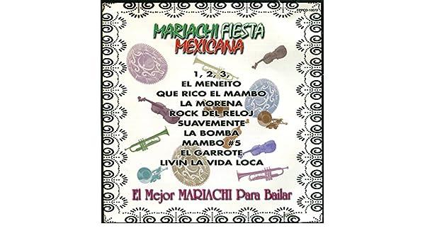 El Mejor Mariachi Para Bailar by Mariachi Fiesta Mexicana on Amazon Music - Amazon.com
