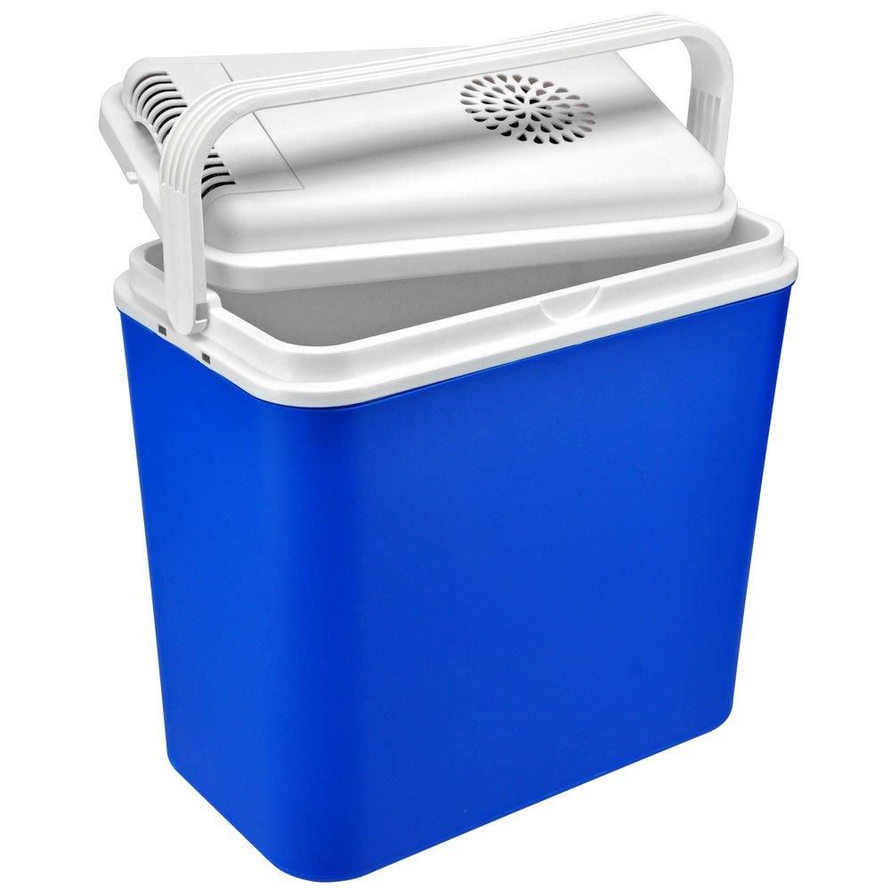 Elektrische Kühlbox, Anschluss für Auto, 24 Liter Fassungsvermögen