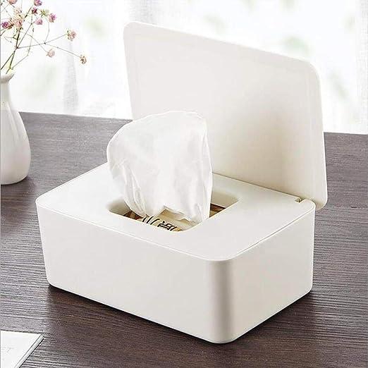 Bouder - Caja de almacenamiento para toallitas húmedas secas, dispensador de toallitas, toallitas para el hogar, accesorios regulares: Amazon.es: Hogar