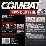 Combat Roach Killing Bait, Large Roach Bait