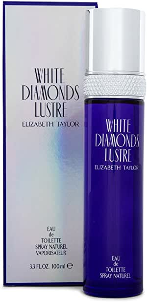 Elizabeth Taylor White Diamonds Lustre   Eau De Toilette, 100 milliliters, Multi (10004561)